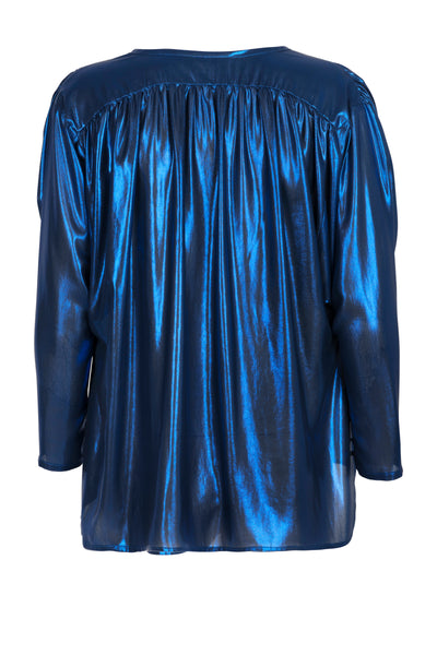 Rosana shirt electric blue
