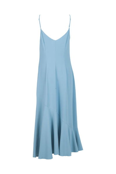Rosine Dress Pacific Blue