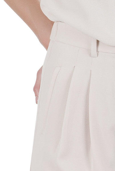 Silva pants light oyster