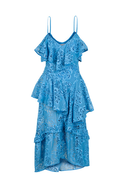 Skylar Dress Sky Blue