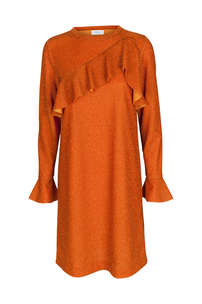 Sorella Dress Copper