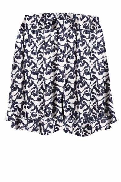 Sylvie Shorts Midnight Print