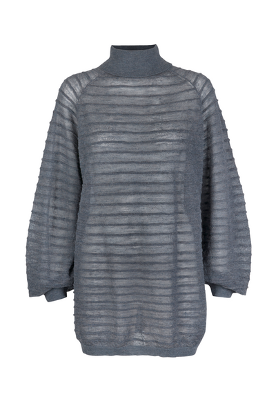 Sibella sweater shale