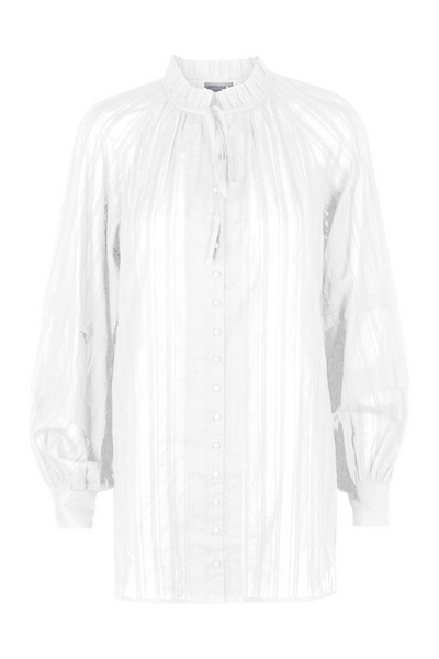 Arissa White Shirt