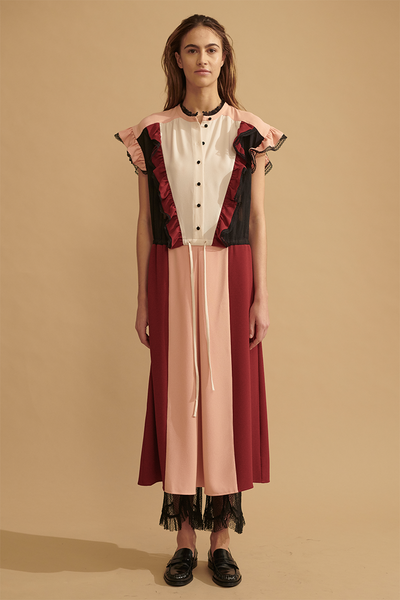 Magritte Wild Berry Dress