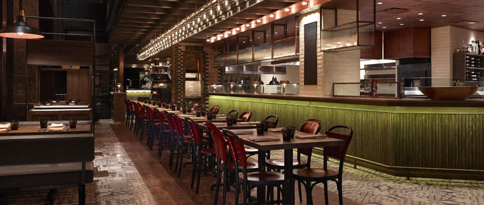 Nico Osteria at the Chicago Thompson hotel