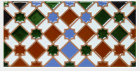Granada Relief Tile - Arraynes