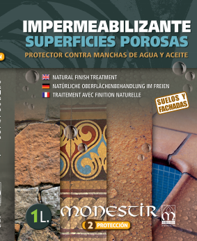 Monestir Natural Sealant - Solvent-Based
