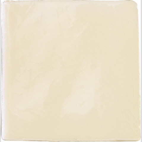 Provenzal Crackle-Glaze Wall Tile - Beige