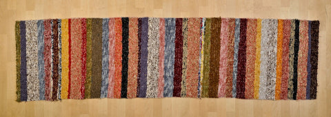 Multicolour Runner (Tight Weave) 1