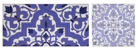 Granada Relief Tile - Triana