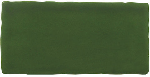 Antic Wall Tile - Green - Vic