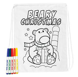 BEARY CHRISTMAS SWAG BAG