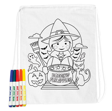CUTE WITCH SWAG BAG