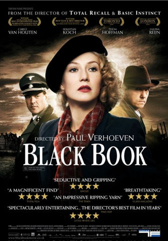 Black Book by Paul Verhoeven starring Carice van Houten and Ines Leather Gloves