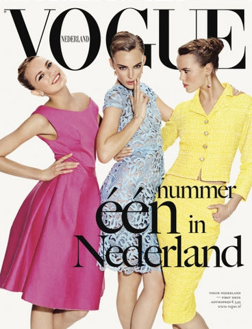 Vogue Nederland and Ines Gloves