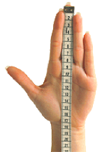 Gloves Sizing Chart - Ines Gloves