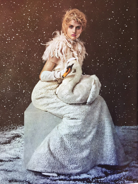 Ines Gloves in Vogue Brides Magazine