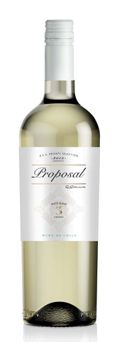 Proposal, vino blanco para momentos felices