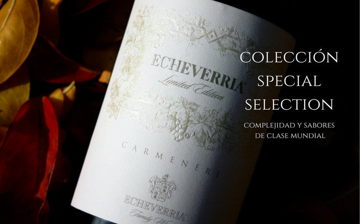 Echeverria Special Selection