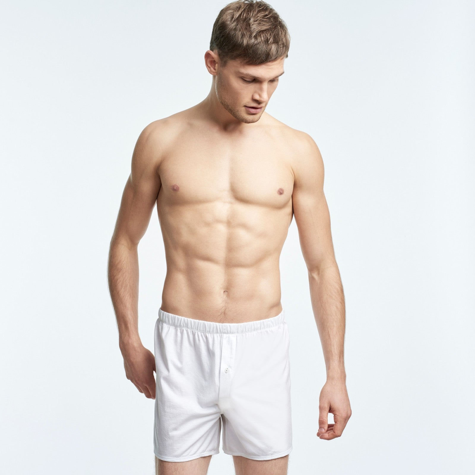 LYNX SEA-ISLAND COTTON BOXER