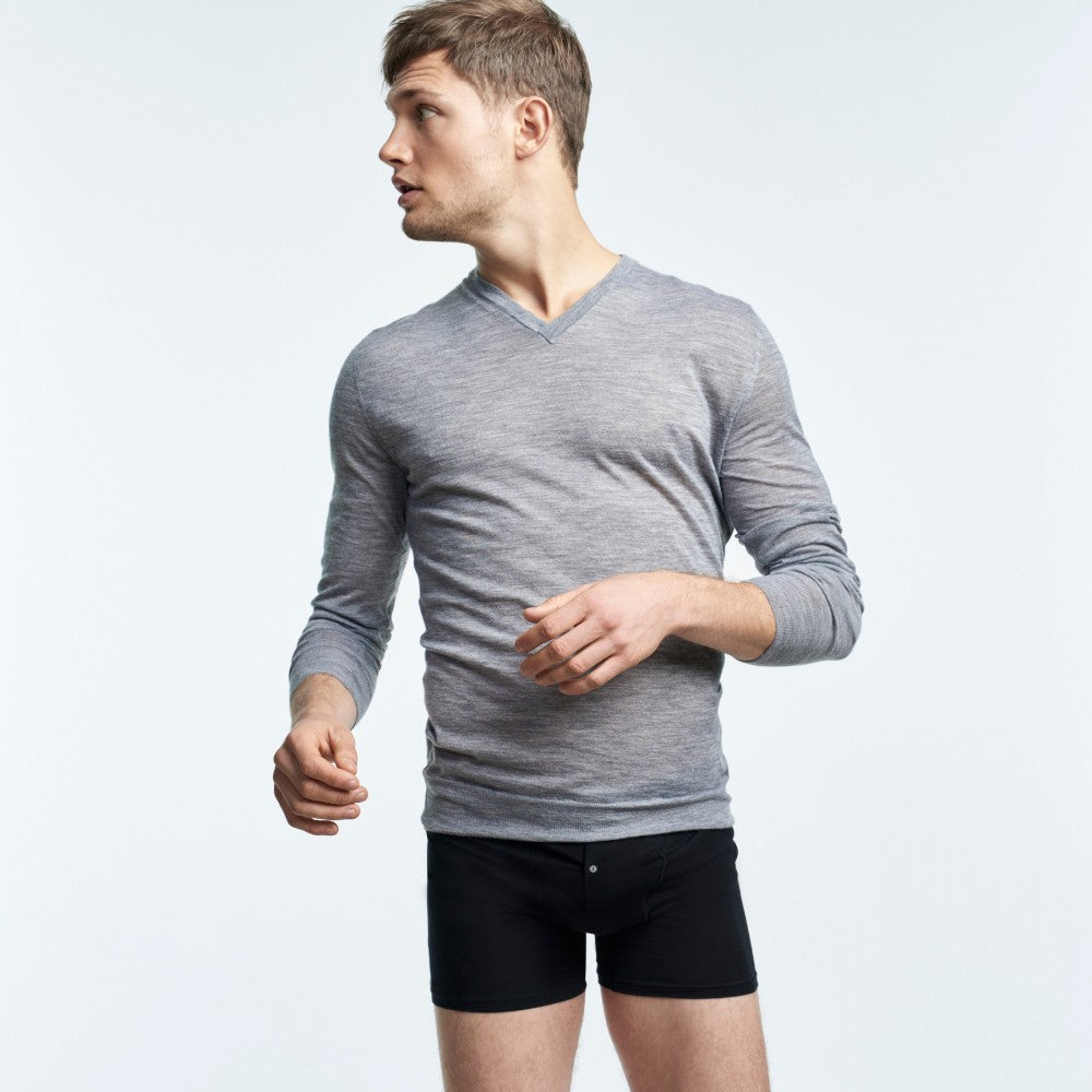 ZANDER V-NECK SWEATER