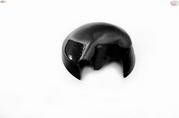Carbon clutch cover cover motordeksel clutch Kawasaki ZX6 2005-2006