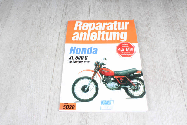 Original Spare Parts for Honda XL500S PD01 - GlobalMotoParts