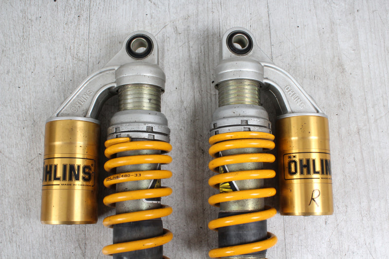 Orig. Ammortizzatore SINISTRA DESTRA Öhlins Ohlins POSTERIORE Yamaha XJR 1300 RP02 99-01