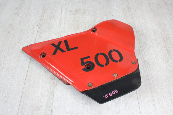 Orig. Kuip Cover Cover Rood LINKS Honda XL500S / R PD01 1979-1981