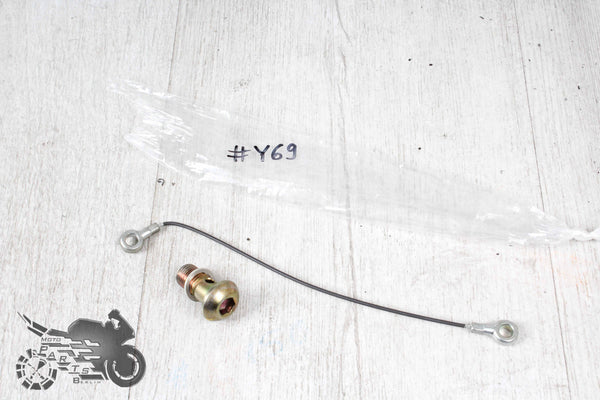 #Y69 OEM screw + fuse fuel pump tank HONDA CB1300S SC54 S / A ABS 1