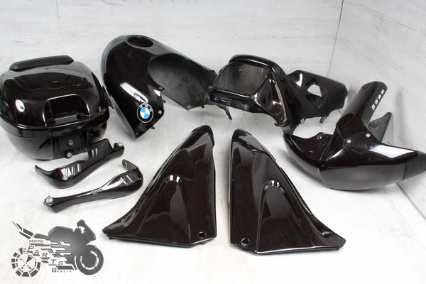 #R99 Paint Set Black-Red Special Paint BMW F650 169 #R99