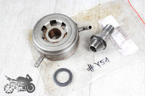 #Y51 OEM distributor Oil cooler on engine + bolt Nut Honda CB1300S SC54 S / A ABS 1