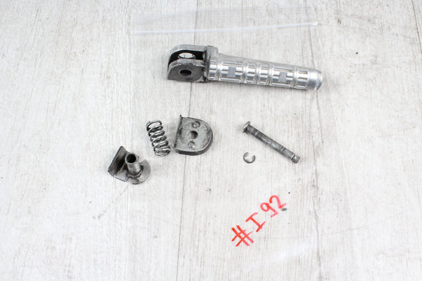 #I92 Passenger Footrest Rear RIGHT Lock Hyosung GT650R / S / N 939-1 2004-08