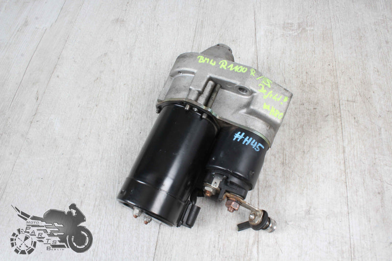 Defective starter motor Electric motor Starter coal defective? BMW R1100S 259 R2S 98-06