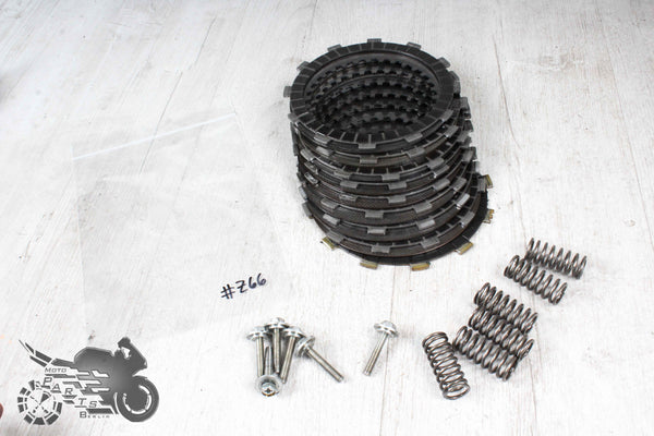Orig. Top clutch fins + springs still very good Yamaha YZF-R1 RN19 07-08