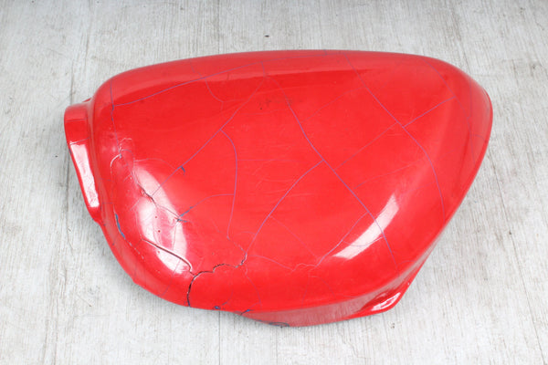 Orig. Cover laterale ROSSO SINISTRA Cover Honda CB 500 Four 71-77