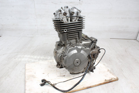 Orig. Engine runs great with only 22.000km Suzuki DR 350 SK42B 90-99