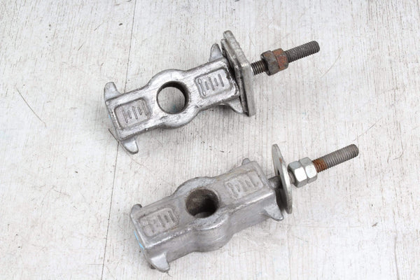 Orig. TOP 2x Paar Kettenspanner LINKS RECHTS Honda CB450S PC17 86-89
