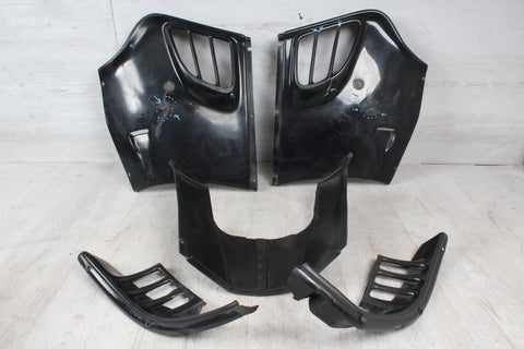 Orig. Pichler fairing COMPLETE Black Yamaha XJ 900 31A 83-84