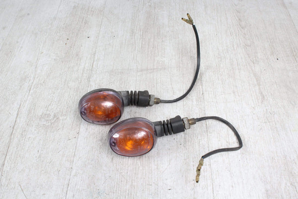 Orig. TOP Blinker LINKS RECHTS Paar Honda CB450S PC17 86-89