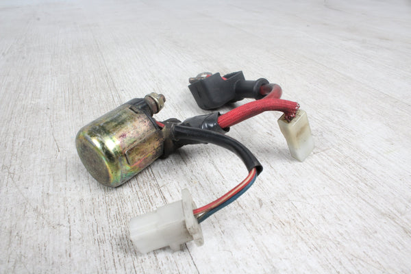Orig. TOP Starter Relay Starter Switch Yamaha XJ750 Y41 84-85