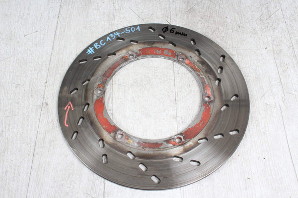 Disco freno FRENO POSTERIORE 6mm Suzuki GS 650 G 81-84