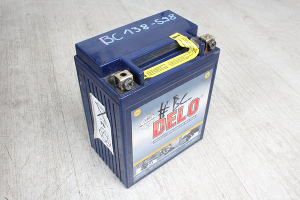 Orig. Battery GEL Suzuki GS 650 G 81-84