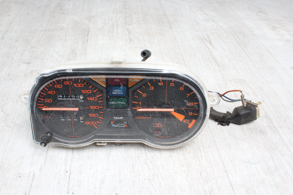 Orig. Speedometer cockpitinstrumenter Honda VT500E PC11 83-88
