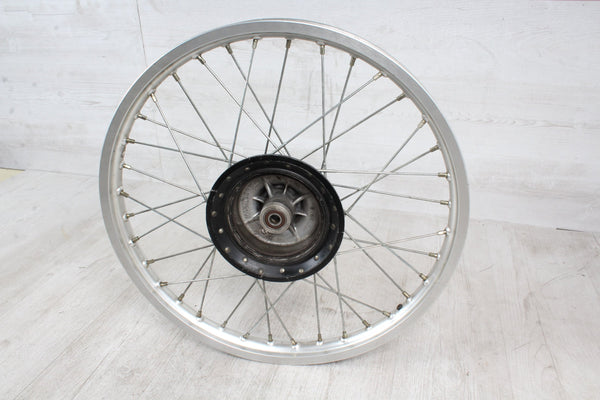Orig. TOP front wheel rim front without punch Honda XL500R / S PD02 79-86