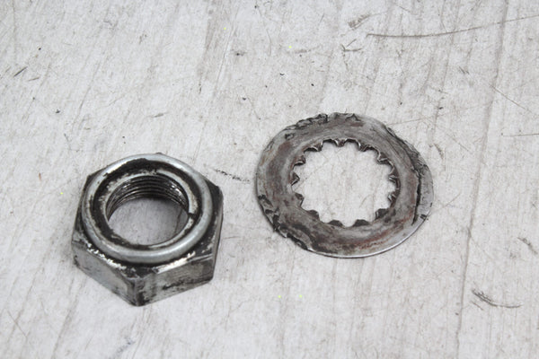 Sprocket Nut Sprocket Nut Sprocket FRONT Suzuki GSF 1200 Bandit GV75A 96-00