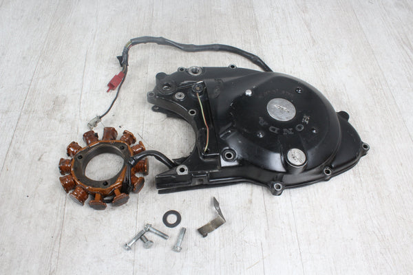 Alternateur + couvercle origine Lima Honda XL500R / S PD02 79-86