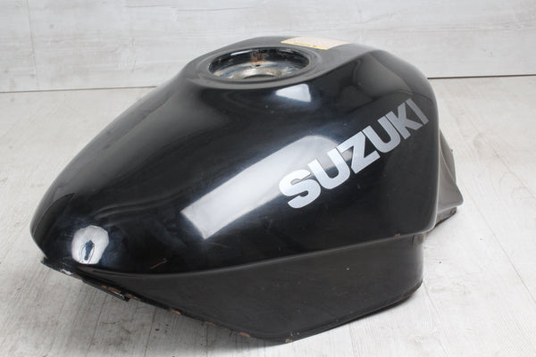 Orig. Tank black with rust Suzuki GSX600F GN72B 88-97