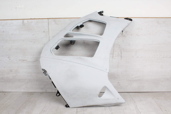 Orig. Painel lateral DIREITO Tampa branca Suzuki RF900R GT73B 94-97